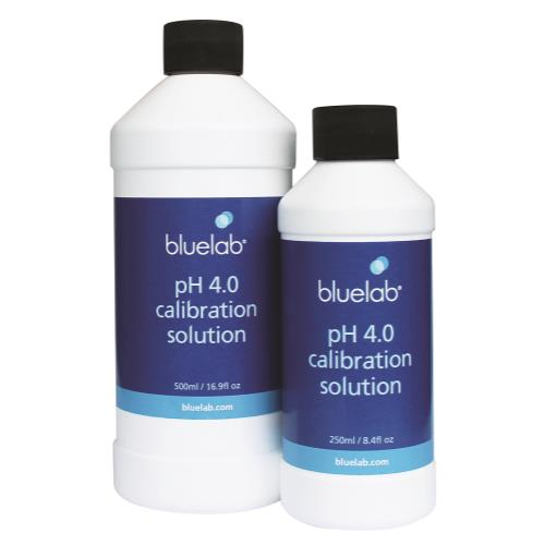 Bluelab pH 4.0 Calibration Solution 500 ml (6/Cs)