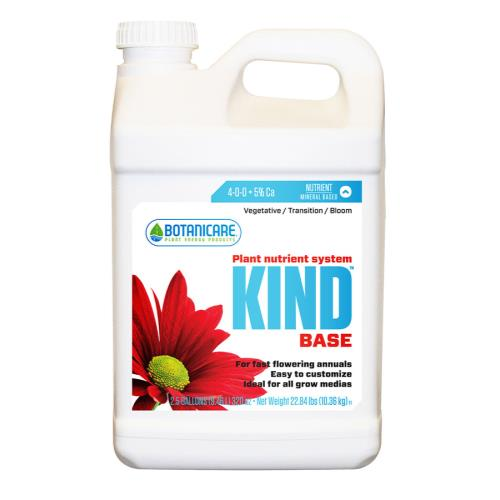 Botanicare Kind Base 2.5 Gallon (2/Cs)
