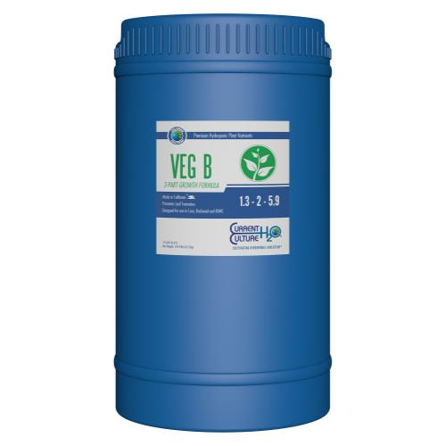 Cultured Solutions Veg B 15 Gallon (1/Cs)