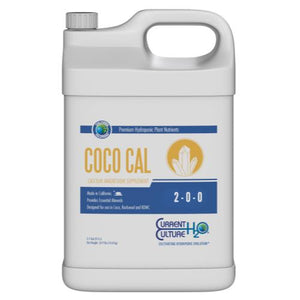 Cultured Solutions Coco Cal 2.5 Gallon (2/Cs)