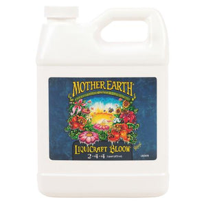 Mother Earth  LiquiCraft Bloom 2-4-4 1QT/6