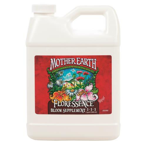 Mother Earth Floressence Bloom Supplement 1-1-1QT/6