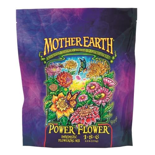 Mother Earth  Power Flower Fantastic Flowering Mix 1-8-6 4.4LB/6