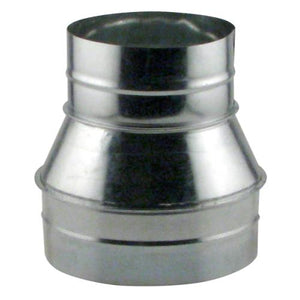 Ideal-Air Duct Reducer 8 in - 6 in (24/Cs)