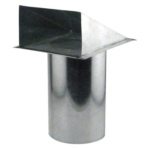 Ideal-Air Screened Wall Vent 6 in (6/Cs)