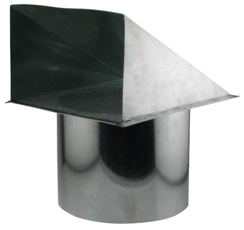 Ideal-Air Screened Wall Vent 12 in