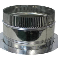 Ideal-Air Duct Collar Air Tight 6 in (12/Cs)