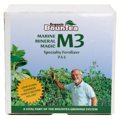 Organic Bountea Marine Mineral Magic M3 5 lb (12/Cs)
