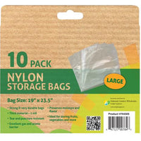 Harvest Keeper Heavy Duty Multi-Use Storage Bag - 1 mil - 19 in x 23.5 in (1=10/Box)