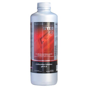 CYCO pH 4.0 Solution 1 Liter (12/Cs)