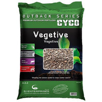 CYCO Outback Series Vegetive 20 kg / 44 lb