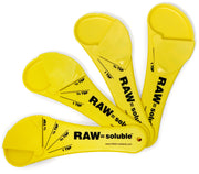 RAW Measuring Spoon (Yellow) (24/cs)