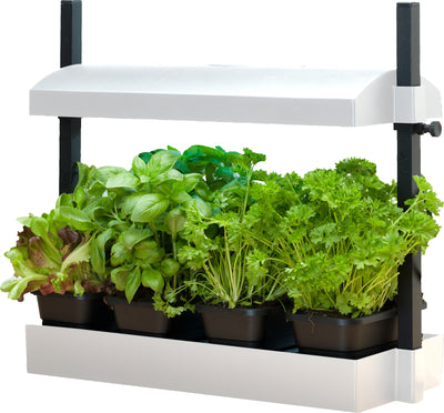 Micro Grow Light Garden White (1/ea)