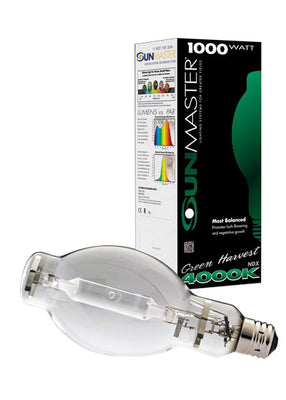MH Conversion (HPS to MH) BT37 Bulb, 1000W