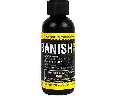 Banish, 2 oz