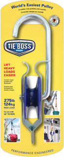 Tie Boss Pulley 275lb Max Load