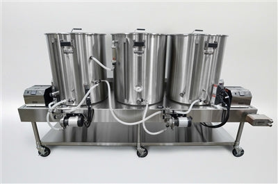 1 BBL ELECTRIC BREW SYSTEM