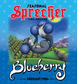 BLUEBERRY SODA EXTRACT (1 GAL)