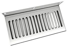 "Stainless_Steel_Wall_Mount_Drip_Tray_12""_X_6"""