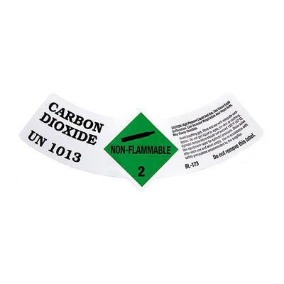 CO2 STICKER