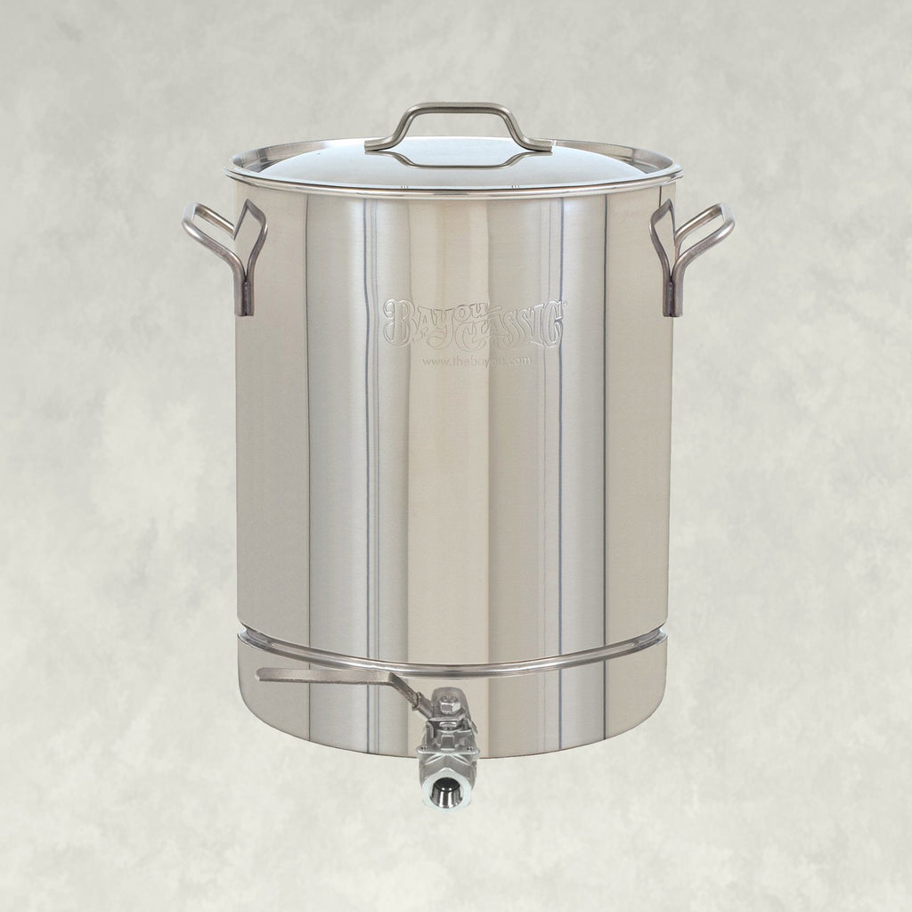 BREW KETTLE (10 GAL) TRY-PLY