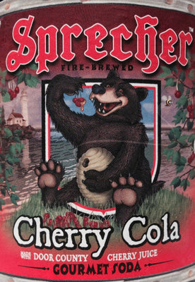 CHERRY COLA EXTRACT (1 GAL)