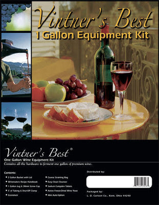 Wine_Making_Equipment_Kit, Home_Wine_Making, Wine_Kit, Vintner's_Best