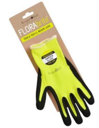 Burgon & Ball FloraBrite Fluorescent Yellow Gloves