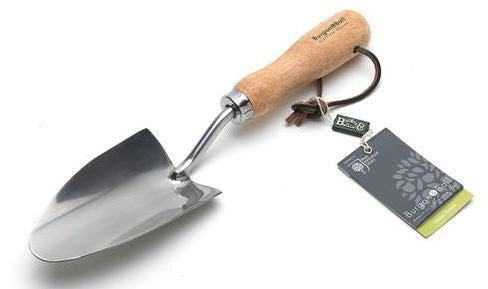 Burgon & Ball RHS Stainless Steel Hand Trowel