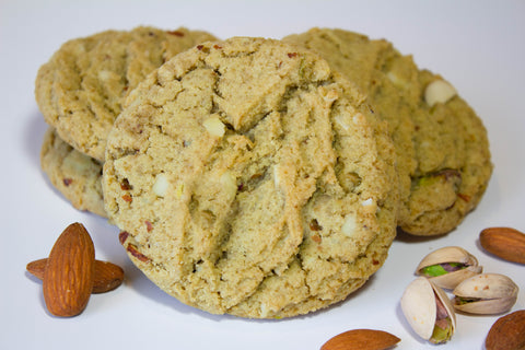 Almond Pistachio Crunch