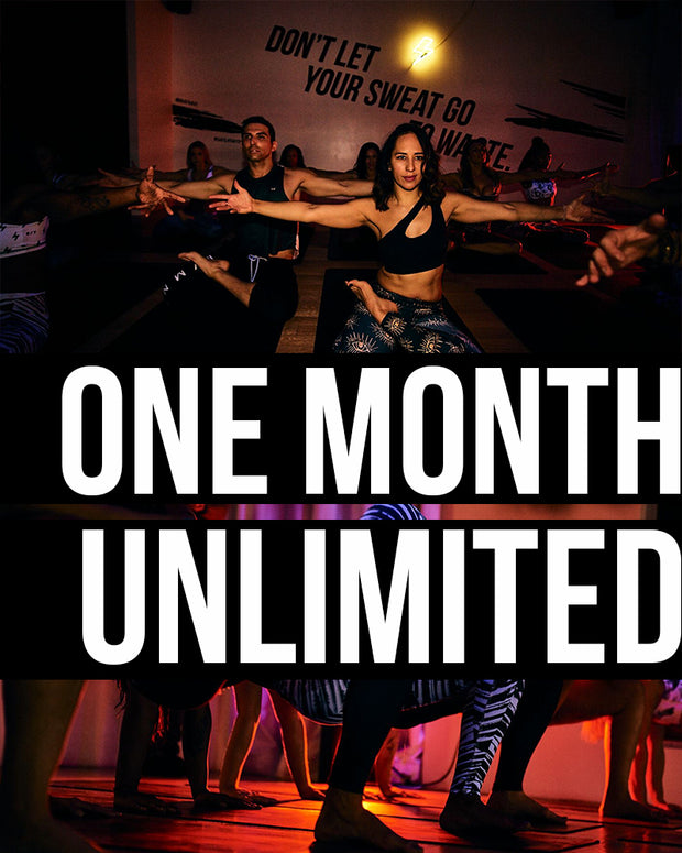 1 MONTH UNLIMITED PASS