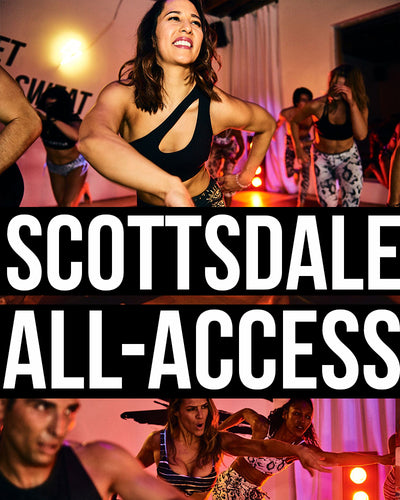 SCOTTSDALE - GRAND OPENING - ALL ACCESS PASS