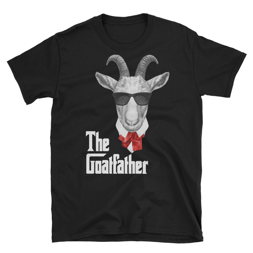 The Goatfather Adult Unisex T-Shirt