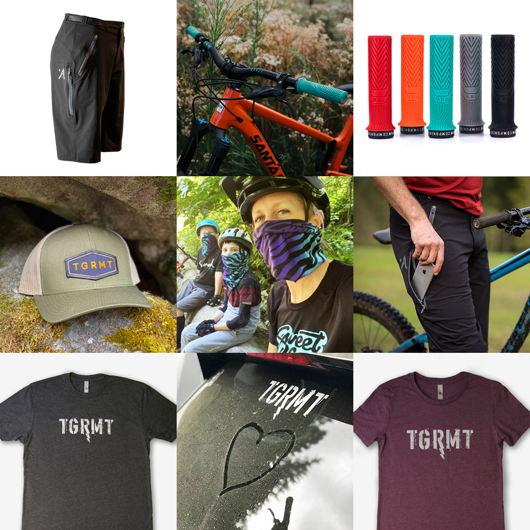 Tails from the Trails: Tiger Mountain prizes