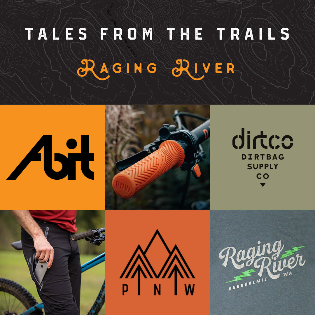 Tales from the Trails: Raging River