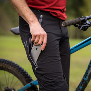 Enduro MTB Shorts - Slim Fit and Athletic Fit