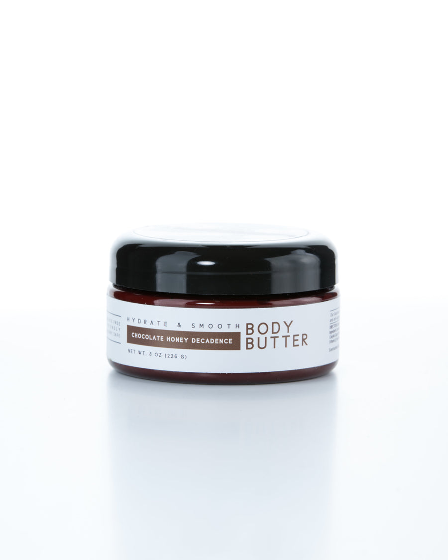Chocolate Honey Decadence Body Butter 8oz