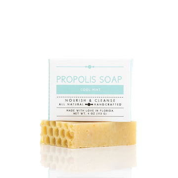 Propolis Cool Mint Soap