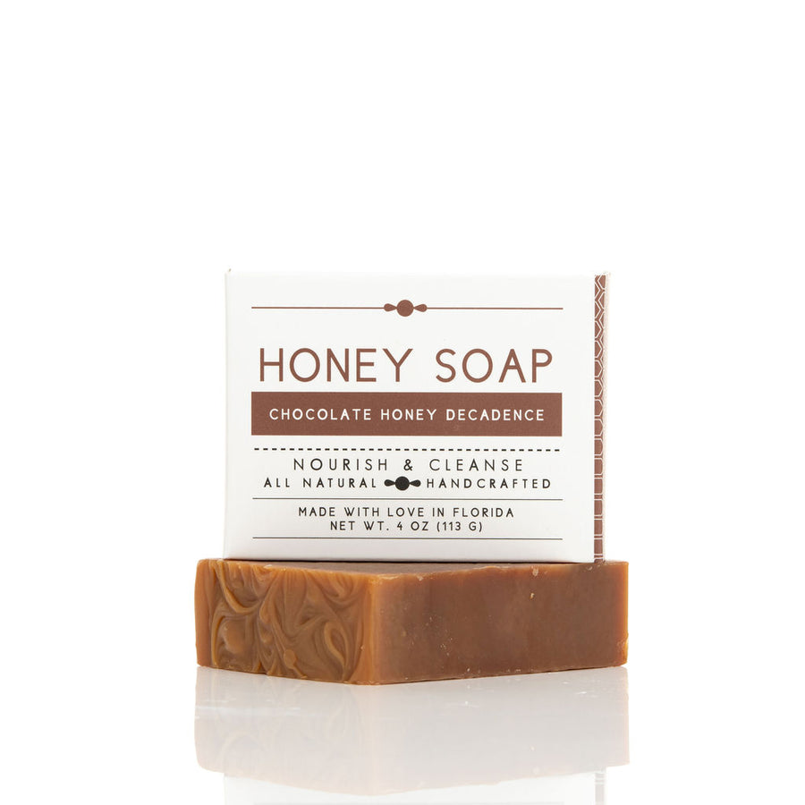 Chocolate Honey Decadence Soap