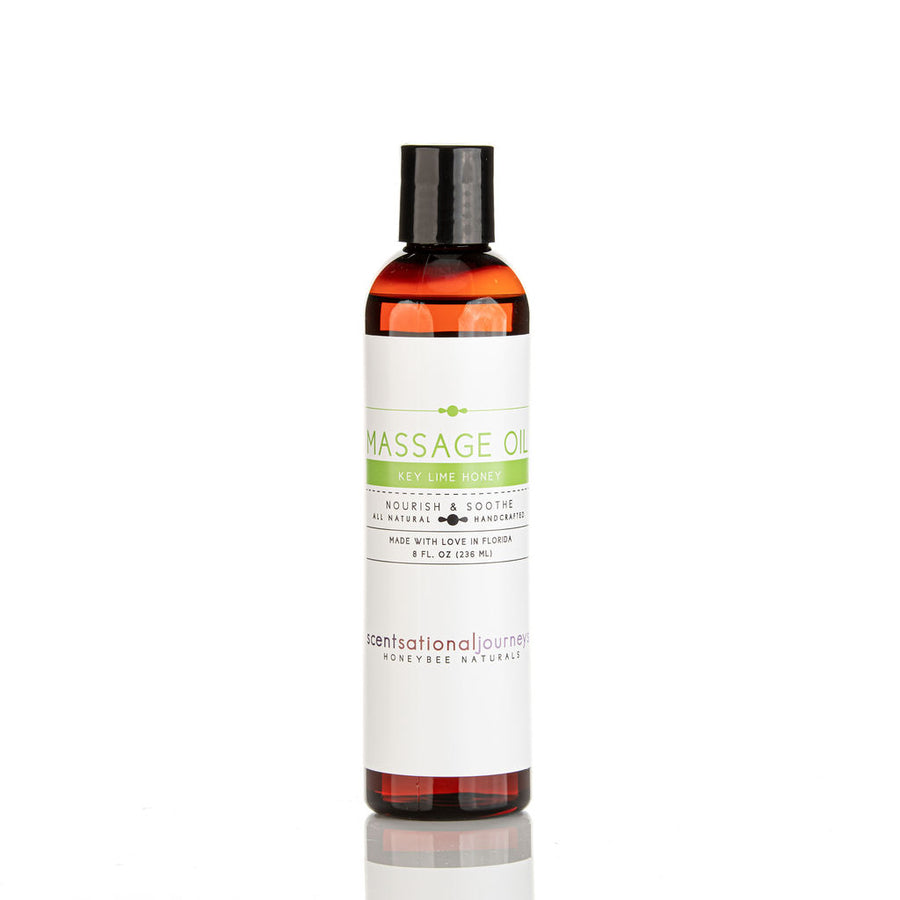 Key Lime Honey Massage Oil