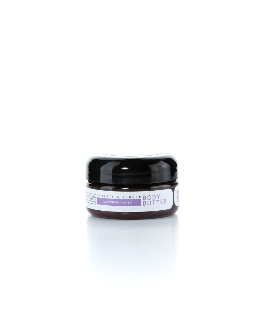 Lavender Honey Body Butter 2oz