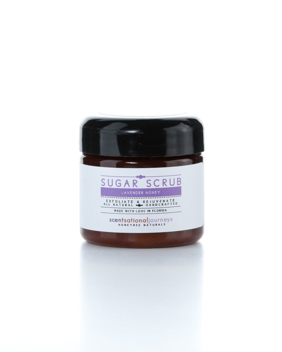 Lavender Honey Sugar Scrub 2oz