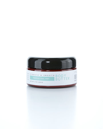Propolis Cool Mint Body Butter 8oz