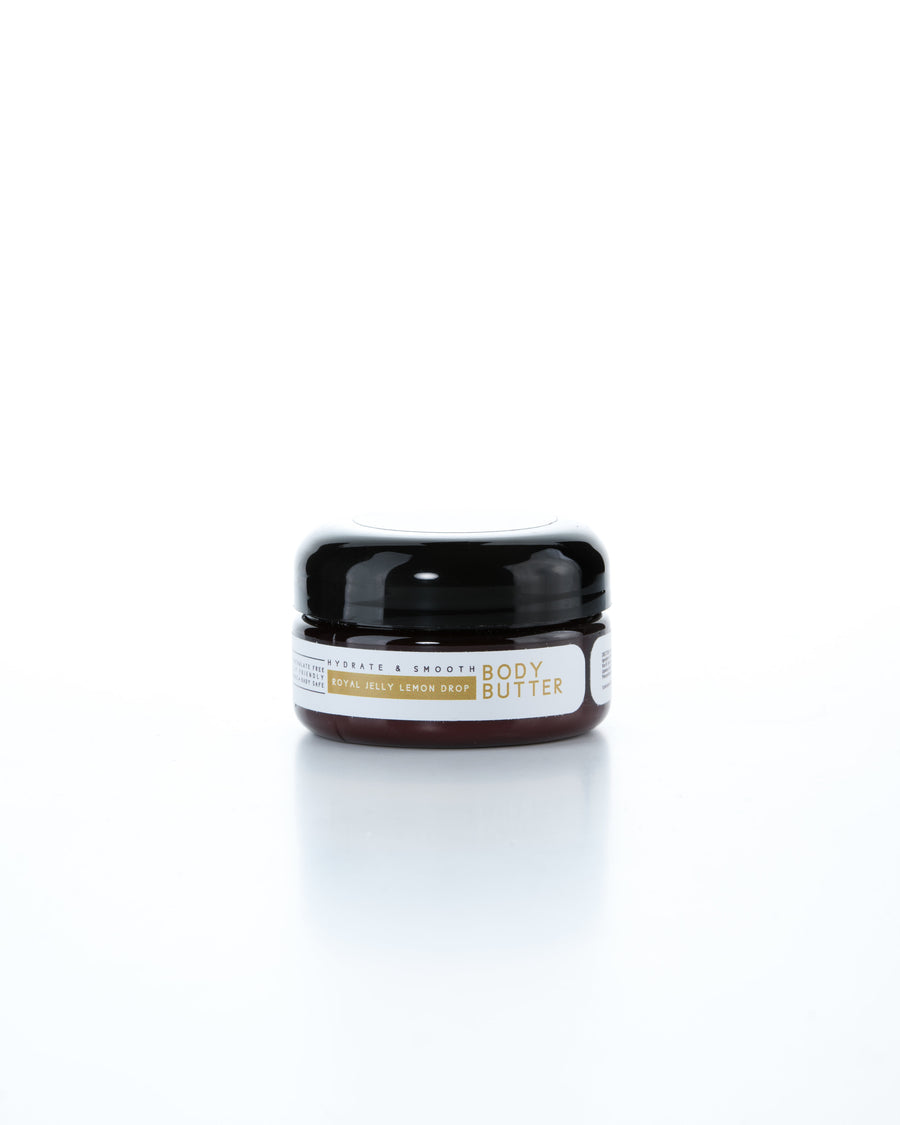 Royal Jelly Lemon Drop Body Butter 2oz