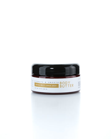 Royal Jelly Lemon Drop Body Butter 8oz