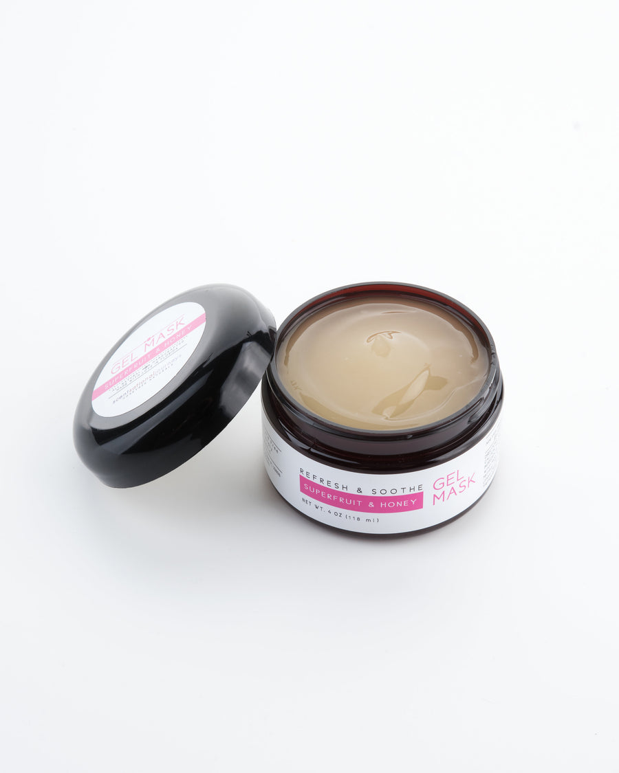 Superfruit & Honey Gel Mask Open 4oz