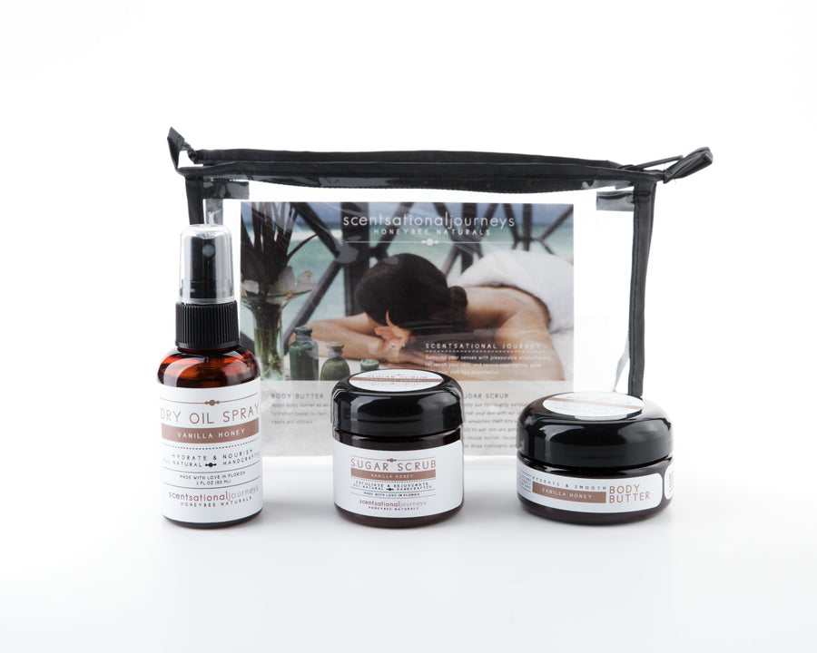 Vanilla Honey Signature Florida Collection Travel Amenity Spa Kit.jpg