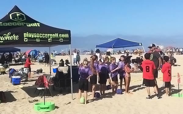 HB Sand Soccer Tournament