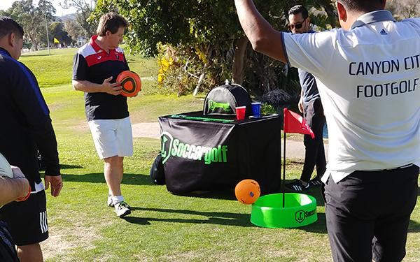 San Diego Footgolf Charity Tournament