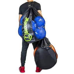 Large mesh ball bag